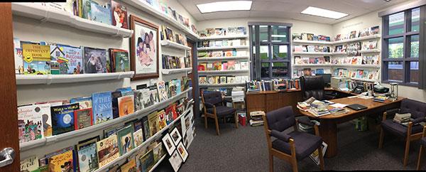 Mr. Oliver's Office