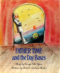 Father Time and the Day Boxes