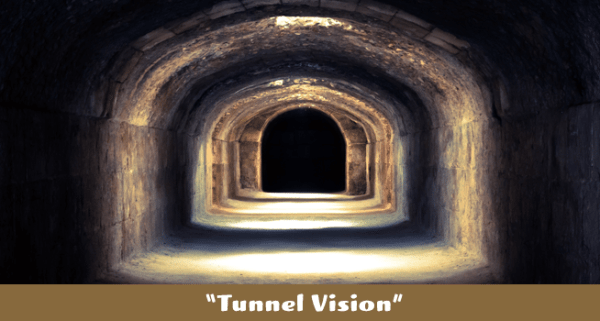 Writing Road Trip | Tunnel Vision