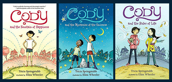 The Cody books