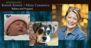 Mary Casanova Babies and Puppies