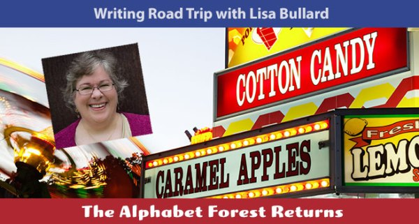 Writing Road Trip | Lisa Bullard | Traveling In-Word