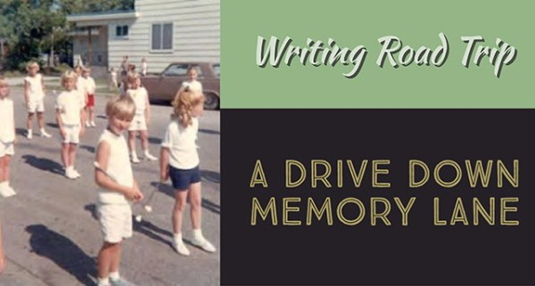 Writing Road Trip by Lisa Bullard | Drive