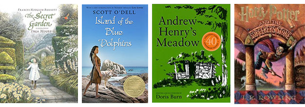DeDe Small's favorite books