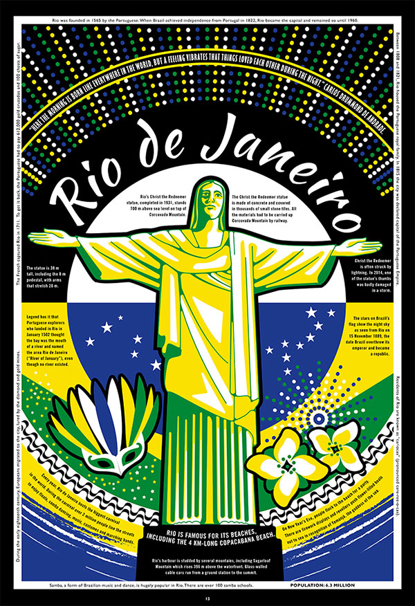 A World of Cities, Rio de Janeiro