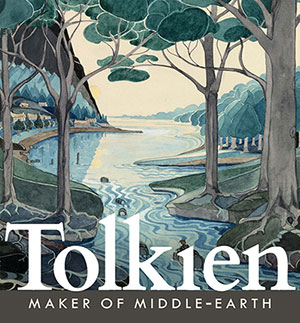 J.R.R. Tolkien Maker of Middle-Earth