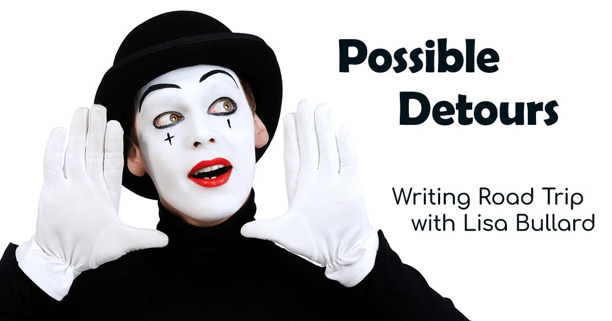 Writing Road Trip by Lisa Bullard | Possible Detours