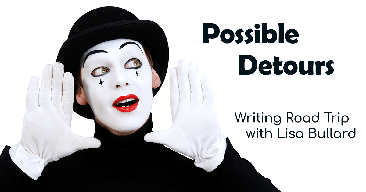 Writing Road Trip by Lisa Bullard | Possible Detours