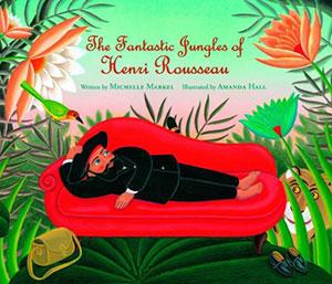 Fantastic Jungles of Henry Rousseau