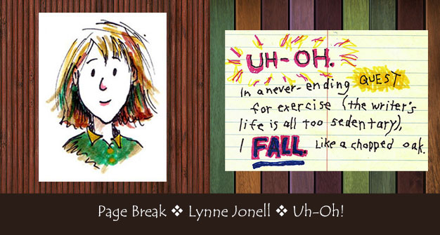 Uh-Oh Lynne Jonell