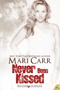 never kissed