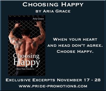 choosing happy banner