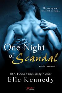 one scandal