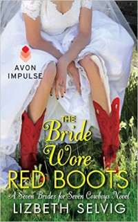 bride wore boots