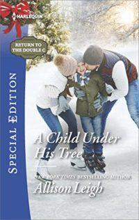 child-under-tree