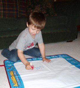 writing mat