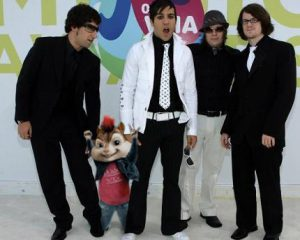 fall outboy and alvin