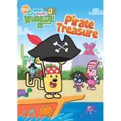 wubbzy pirate treasure
