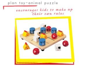 plan animalpuzzle