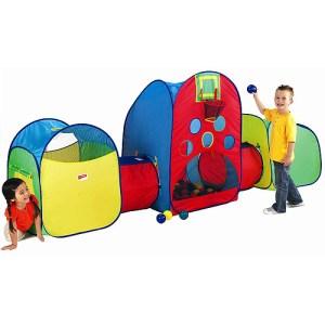 playhuttunnels