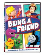 Being a Friend DVD