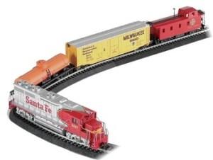 Thunderbolt Train