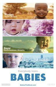 babies poster