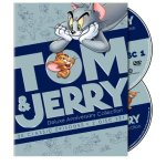 Tom and Jerry Deluxe Anniversary Collection DVD