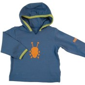 Buggies Boy Hoodie Midnight