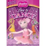 Angelina Ballerina: Love to Dance DVD Giveaway