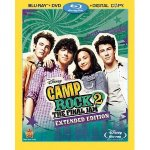 Camp Rock 2 Blu-ray