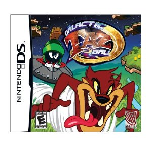 Galactic Taz Ball Nintendo DS