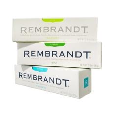 Rembrandt Toothpaste BADCD