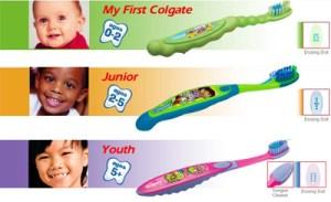 colgate childrens TB
