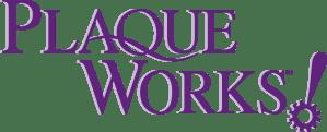 Plaque Works logo