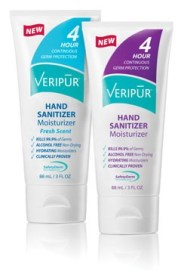 veripur hand sanitizer