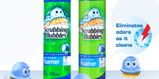 scrubbing bubbles mega foam cleaner