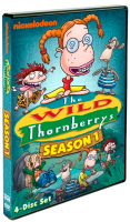 The Wild Thornberry's Season One DVD