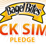 Take the Snack Simply Pledge with Bagel Bites Giveaway