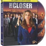 The Closer Complete Season Six Now on DVD
