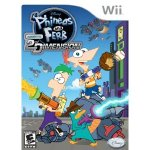 Phineas and Ferb: Across the Second Dimension Wii Game Giveaway