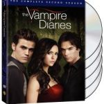The Vampire Diaries Season Two Available on DVD