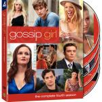 Gossip Girl Season Four in Paris on DVD