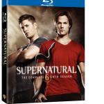 supernatural seasonsix dvd