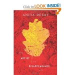 The Artist of Disappearance book