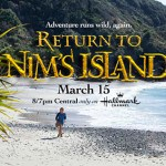 Publicity stills photography on the set of Nims Island 2