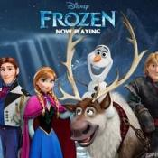 frozen beats hunger games box office