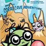 Eli The Minnow and the Coral Cave Adventure ; by David Sterling Illustrated by Tony Thunder a book review