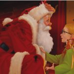 The girl who saved Christmas By William Thach Christmas Books