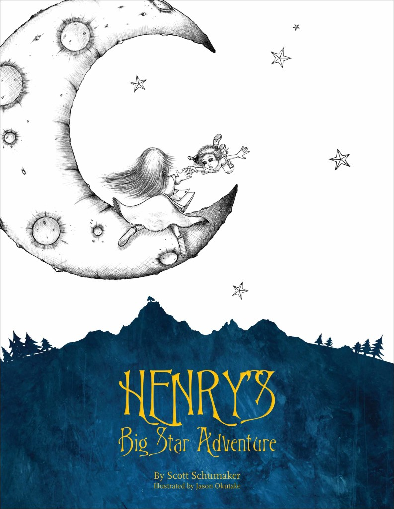 Henry's Big Star Adventure by Scott Schumaker with Illustrations from Jason  Okutake - Book Room Reviews